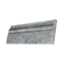 Bianco Carrara: Baseboard