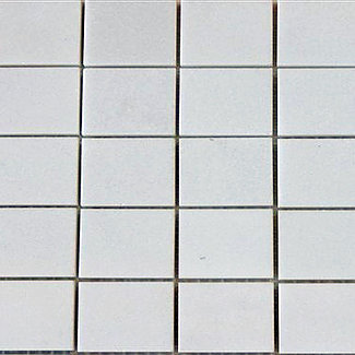 "Thassos: Mosaic 2"" x 2"""