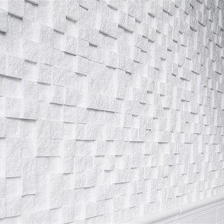 Thassos: Brick Splitface 3/8''